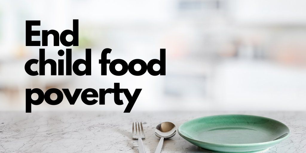 #EndChildFoodPoverty